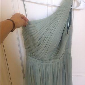 Jcrew Kylie dress, size 8 in dusty shale